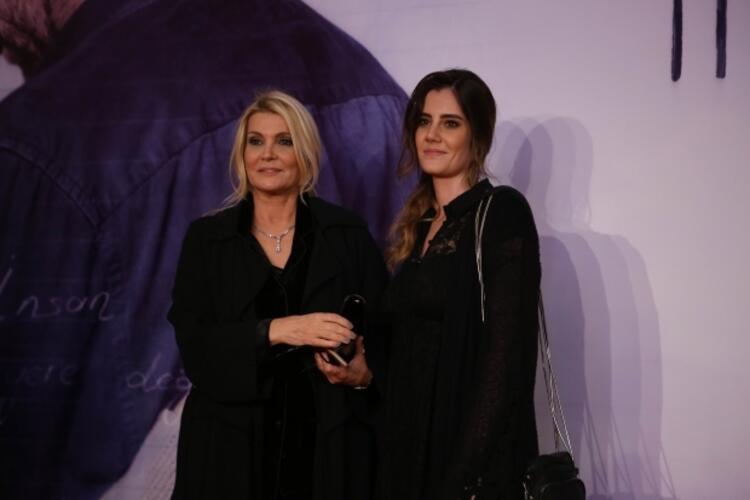 Derya Baykal ve kızı Derya Şensoy