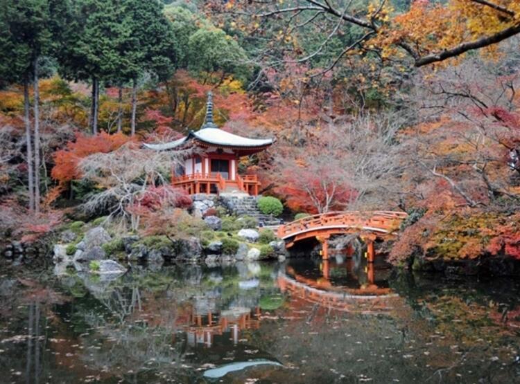 Daigo-ji Tapınağı - Japonya