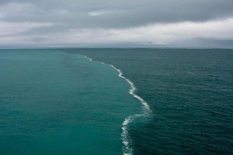 Kuzey Denizi ve Baltık Denizi'nin buluştuğu nokta