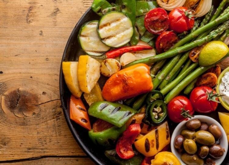 Koyu yapraklı sebzeler