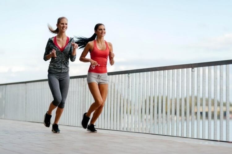 4) Haftada 150 dakika yürüyüş yapın