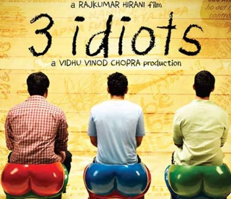 3 Ahmak/ 3 idiots (2009)