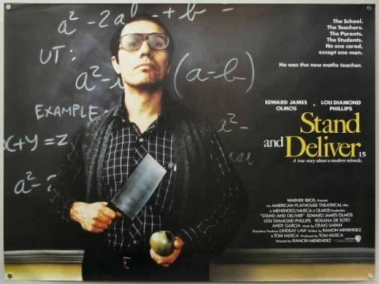 Kalk ve Diren / Stand and Deliver (1988)