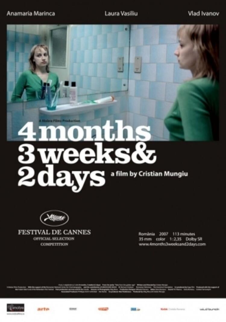4 Ay, 3 Hafta, 2 Gün- 4 Months , 3 Weeks, 2 Days - 2007