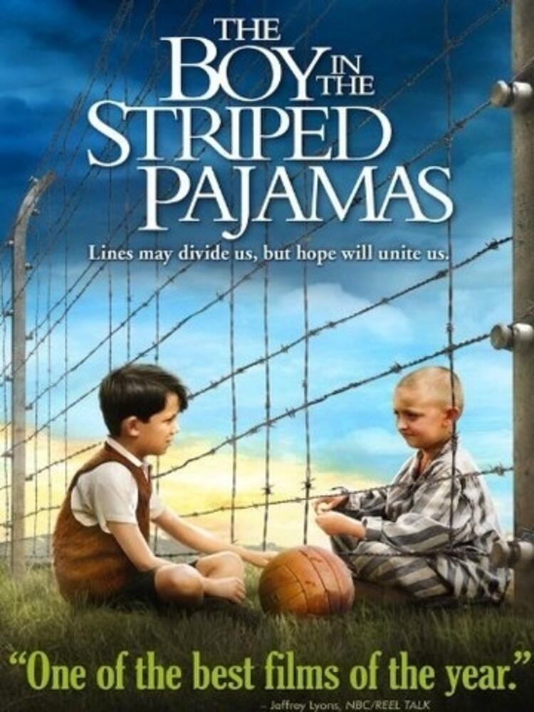 Çizgili Pijamalı Çocuk - The Boy In The Striped Pyjamas- 2008