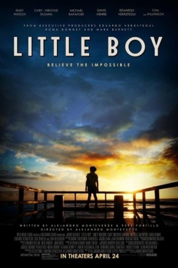 Ufaklık -Little Boy - 2015