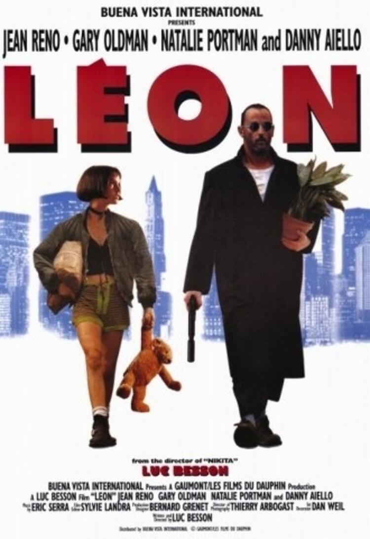 Sevginin Gücü- Léon-1994