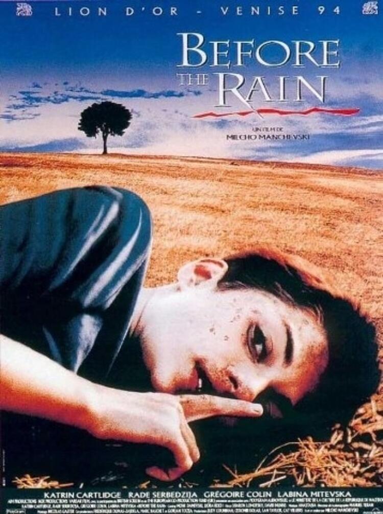 Yağmurdan Önce -  Before The Rain - 1994