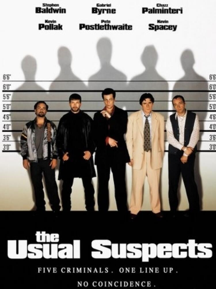 Olağan Şüpheliler - The Usual Suspects - 1995