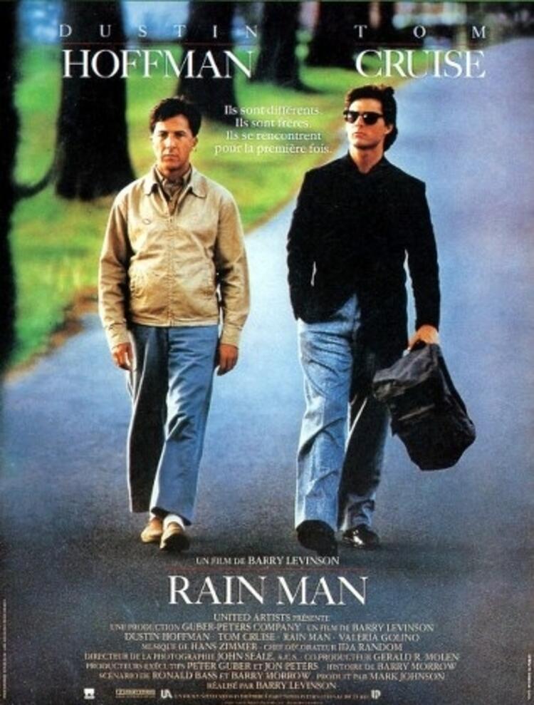 Yağmur Adam - Rain Man - 1989