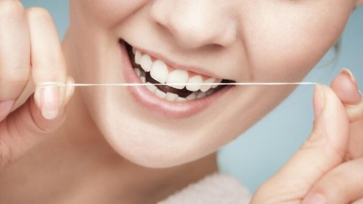 3. Diş ipi önemli