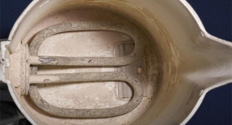 Kireç tutan ısıtıcı ve çaydanlıklar için
