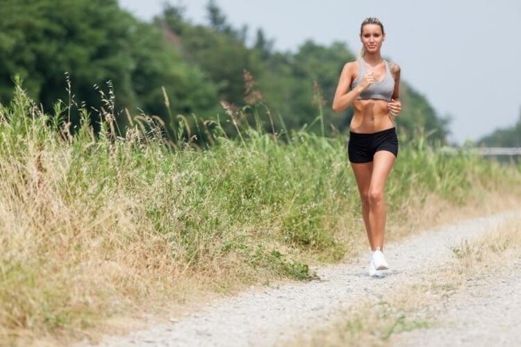 Günde 30 dakika boyunca yürüyün
