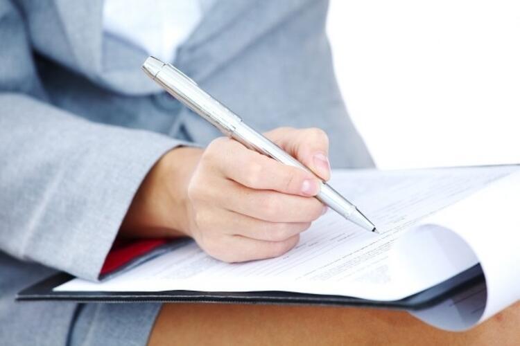 3. Kaleminizi yanınızda taşıyın