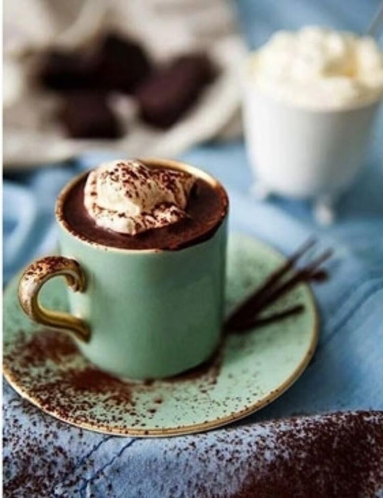 Bitter çikolatalı