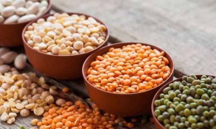 • Çinko için 6 yemek kaşığı baklagil tüketin