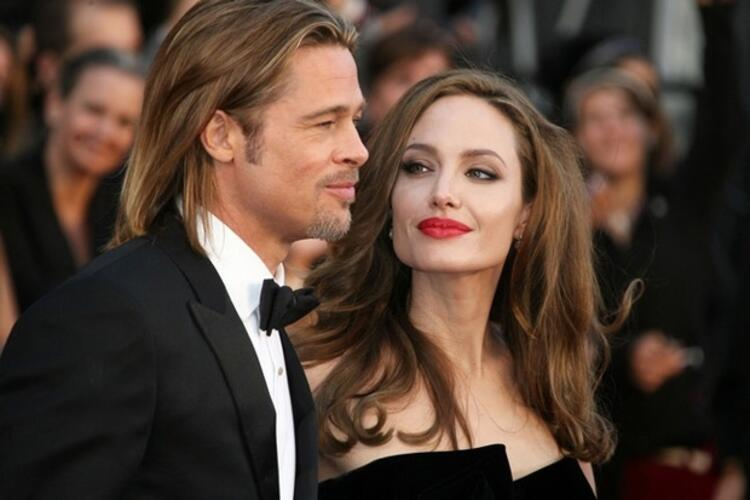 Brad Pitt - Angelina Jolie