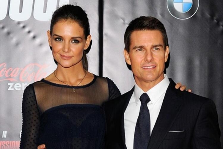 Tom Cruise - Katie Holmes