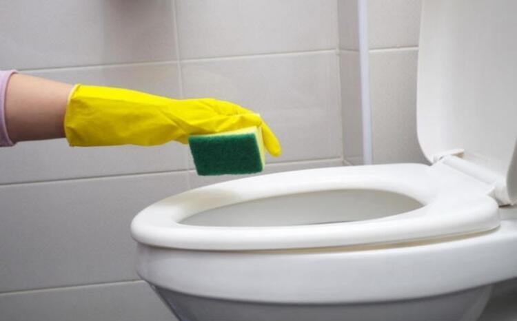 Tuvaletlerdeki sarı lekeler