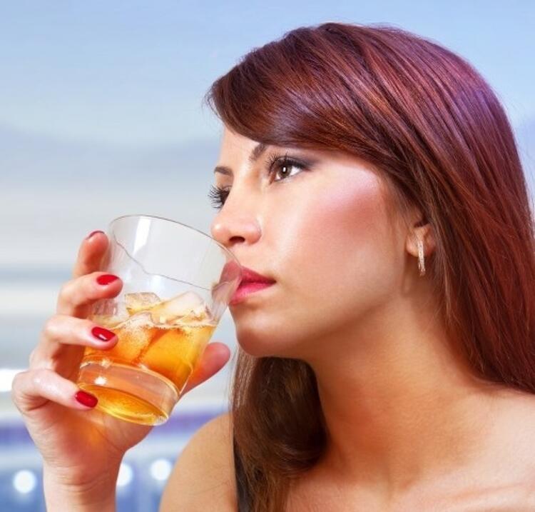 7- Fazla alkol tüketiminden uzak duracağım. Çünkü…