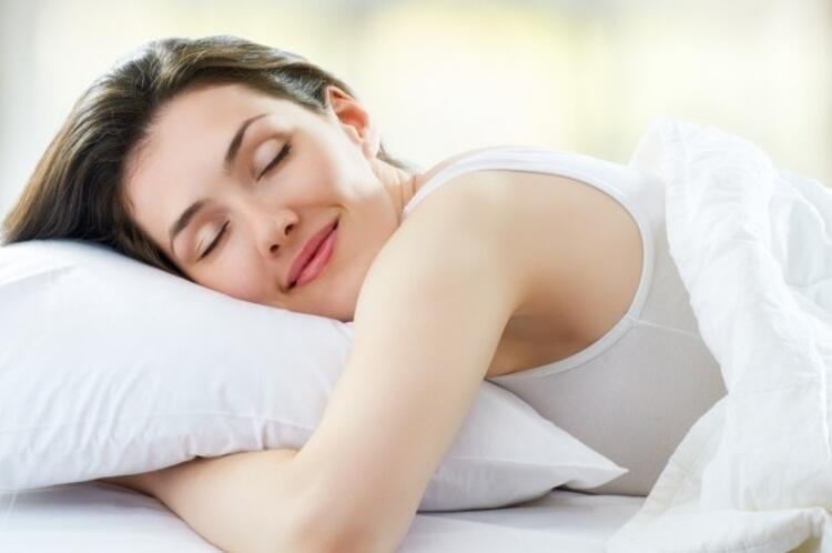 8- Yeterli ve kaliteli uykuya özen göstereceğim. Çünkü…