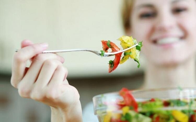 9- Akdeniz diyetine uyacağım. Çünkü…