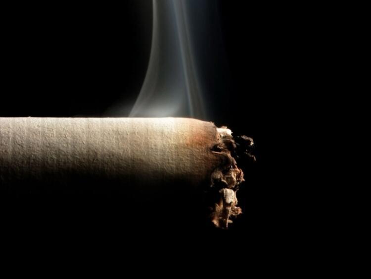 Sigara içmeyin