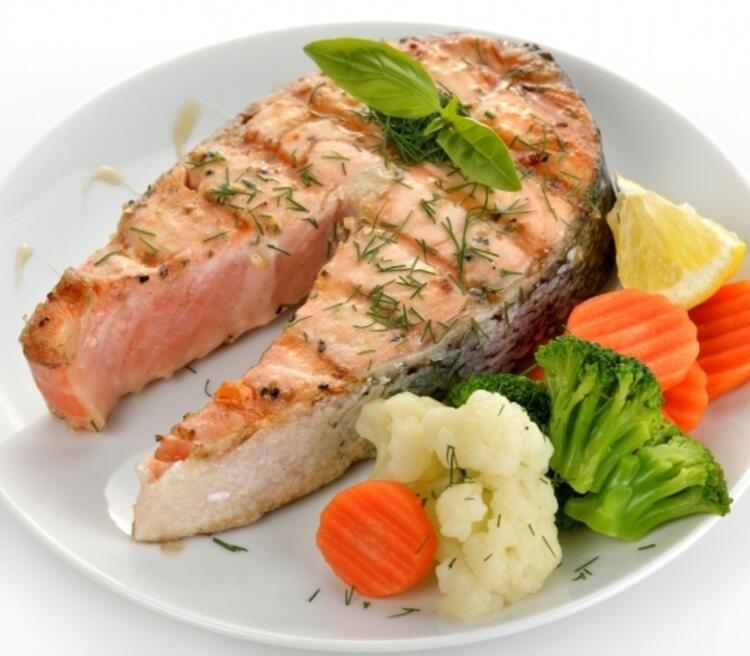 Vücut performansını arttırmak için balık ve kuru baklagil yenmeli