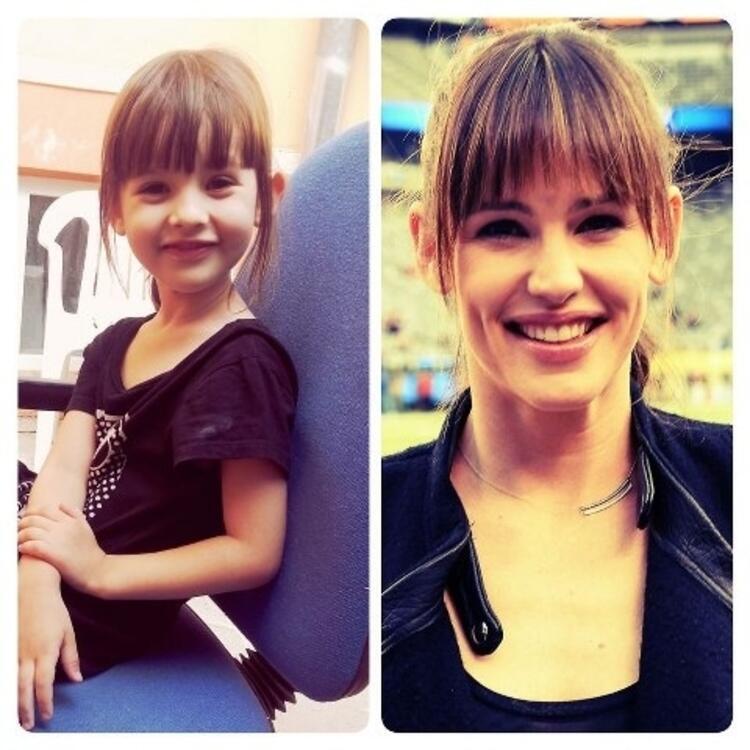 Daria Jennifer Garner kadar güzel.