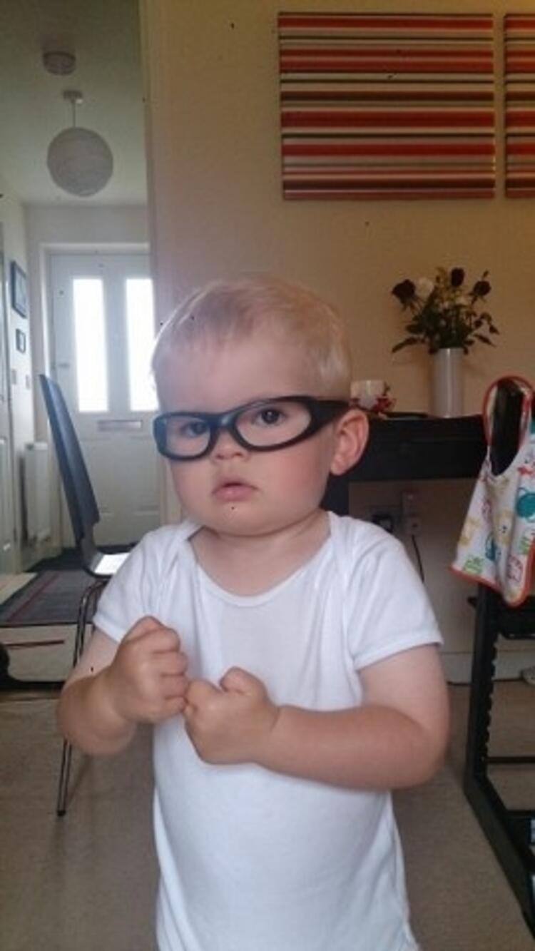 Heston Blumenthala benzemek için bir gözlük yeter.