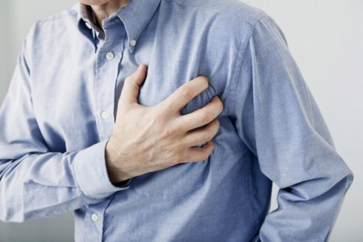 3. Kalp krizi