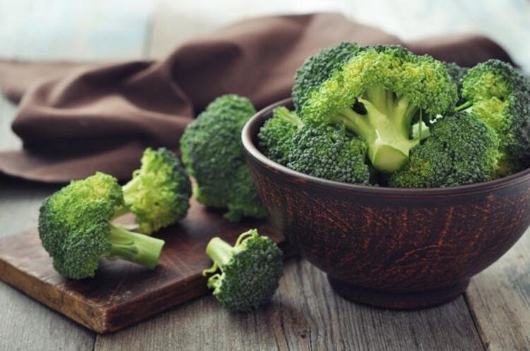 Brokoli: KARACİĞER İÇİN FAYDALI