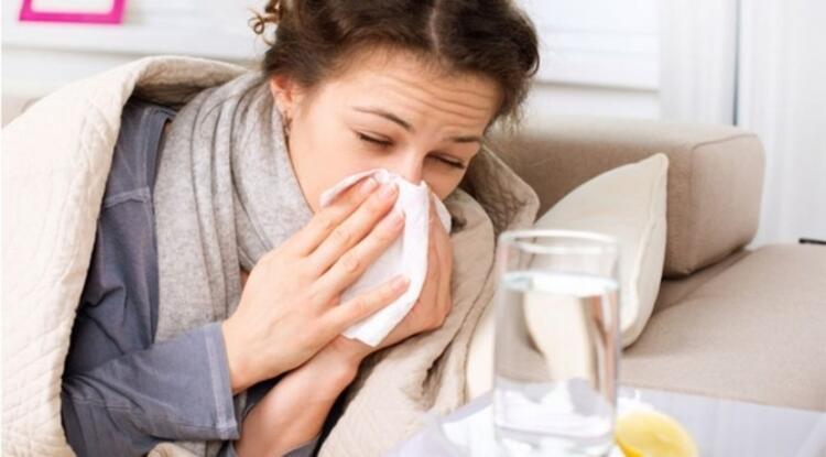 6. Yanlış: Hasta kişilerden uzak kalmak beni her zaman korur.