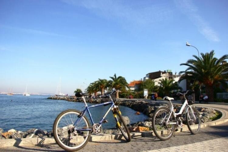 Bisikletle gezmeye ne dersiniz