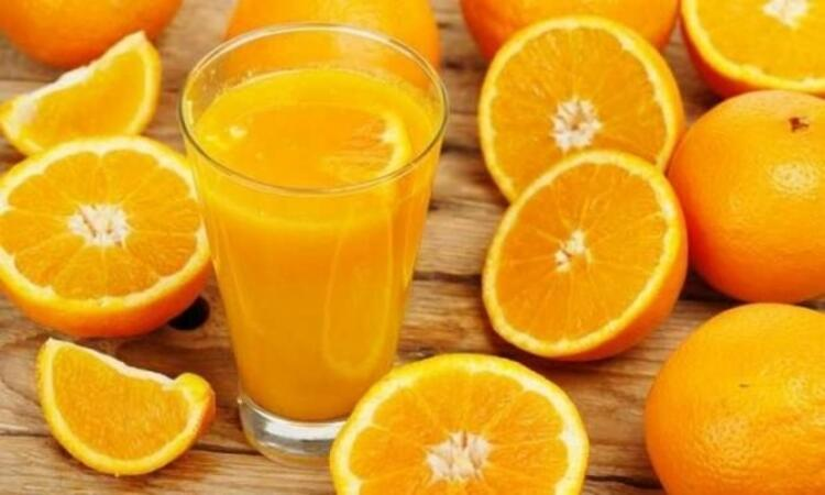 Kış mevsiminin gözdesi portakal