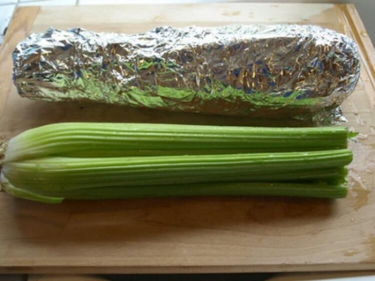 Kereviz, marul, brokoli