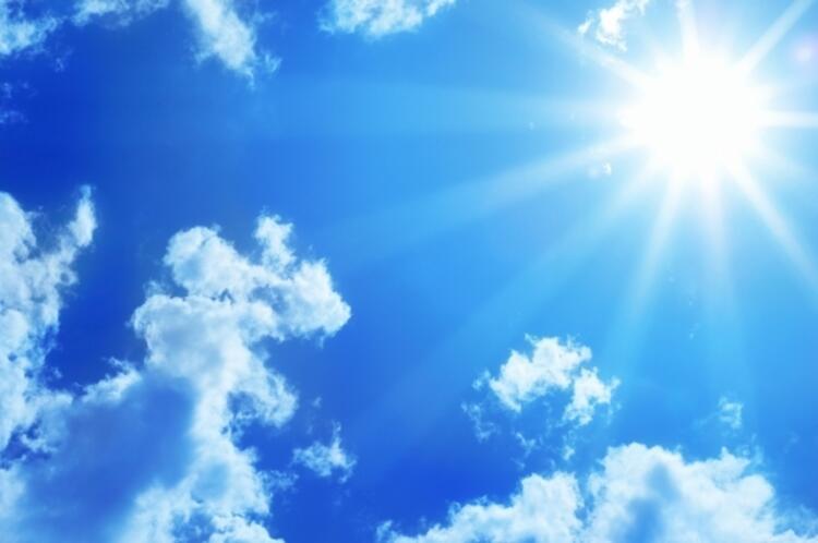 Günde 15 dakika güneşlen