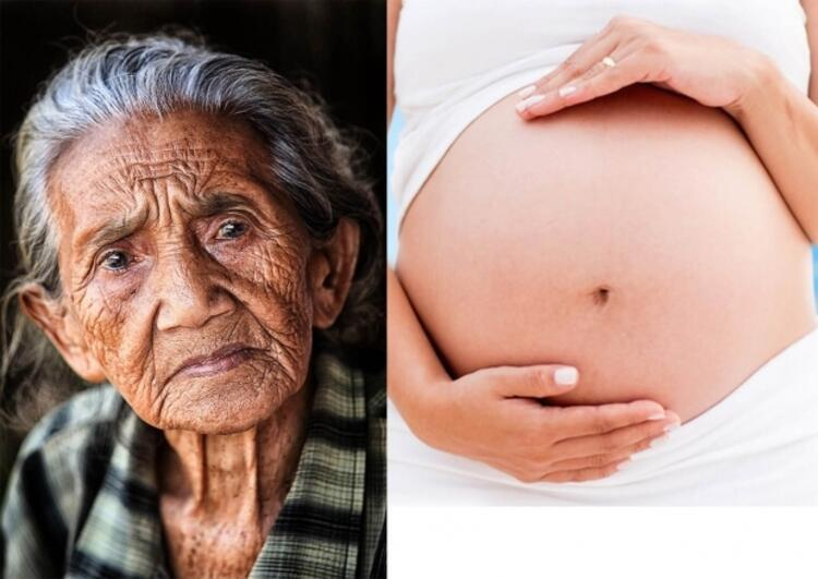 Özellikle hamile ve yaşlılar...