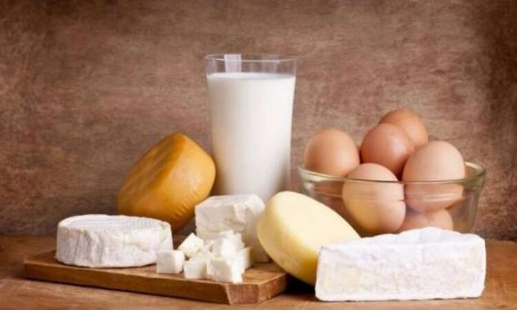4) Yeterli protein tüketin