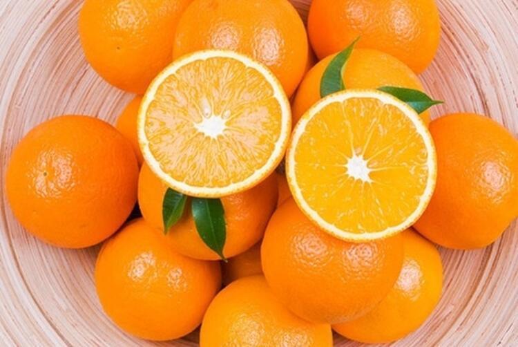 C vitaminini portakal ve biberden alabilirsiniz