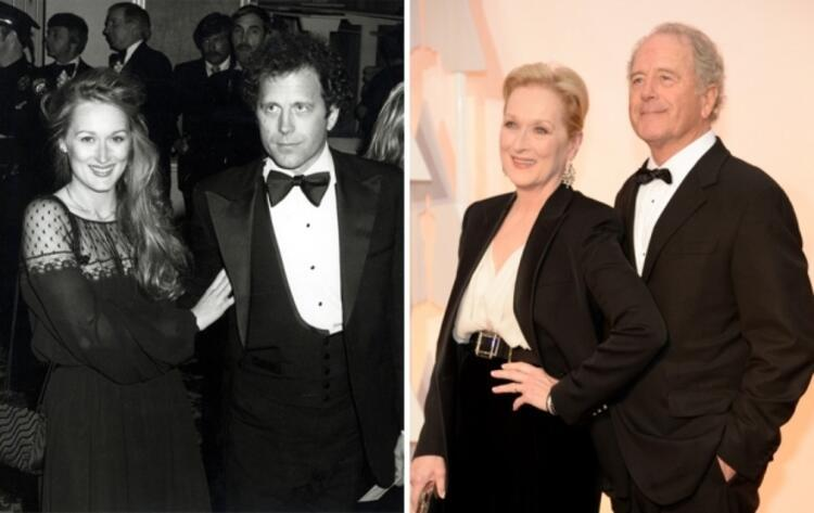 Meryl Streep ve Don Gummer