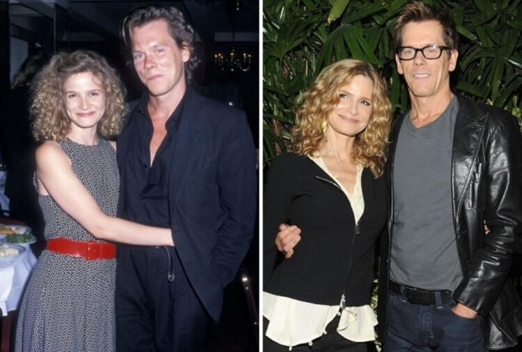 Kevin Bacon ve Kyra Sedgwick