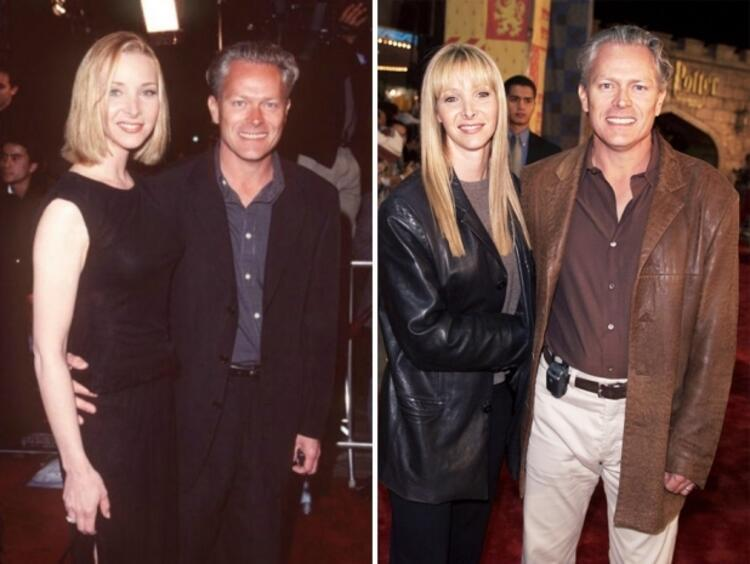 Lisa Kudrow ve Michel Stern