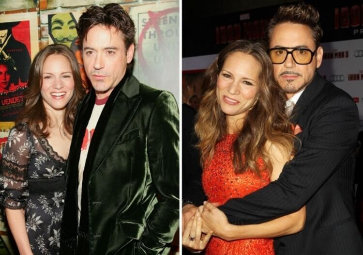 Robert Downey Jr. ve Susan Levin