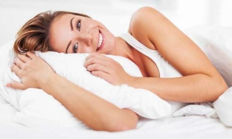 Yastık seçimi de önemli