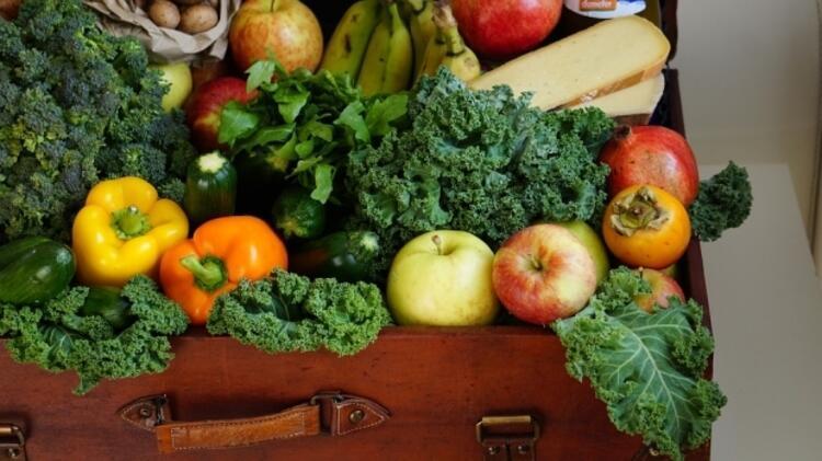 Bol sebze ve ölçülü meyve tüketin