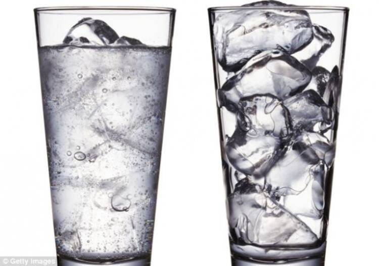 İçecekleri aşırı soğuk içmeyin