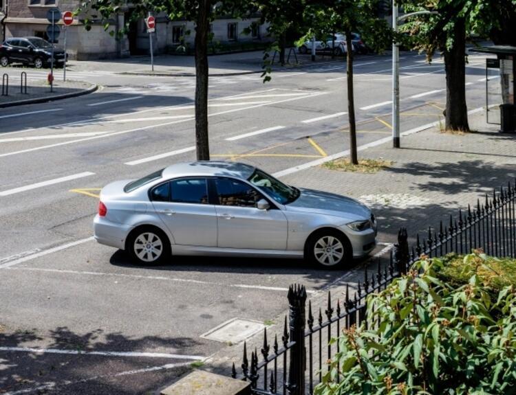 Aracınızı park ettiğinizde dikkat