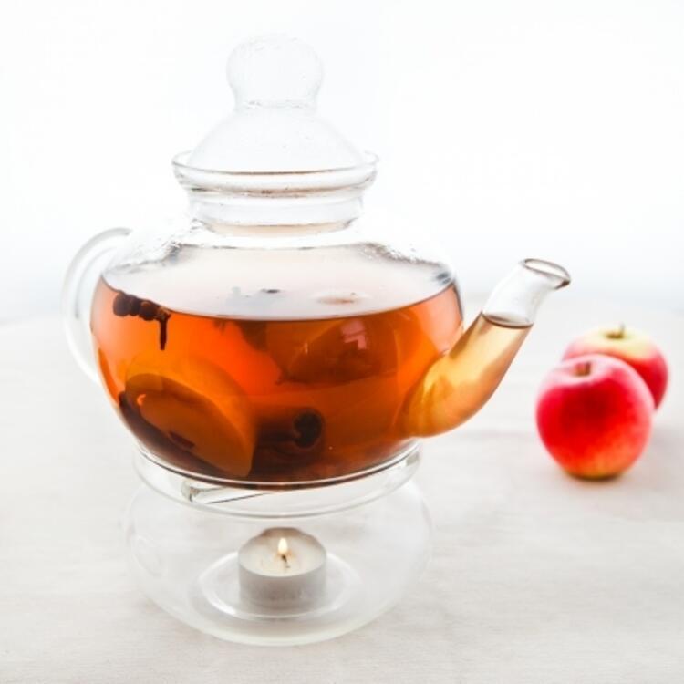Bağışıklığınızı güçlendirin: Elmalı bitki çayı