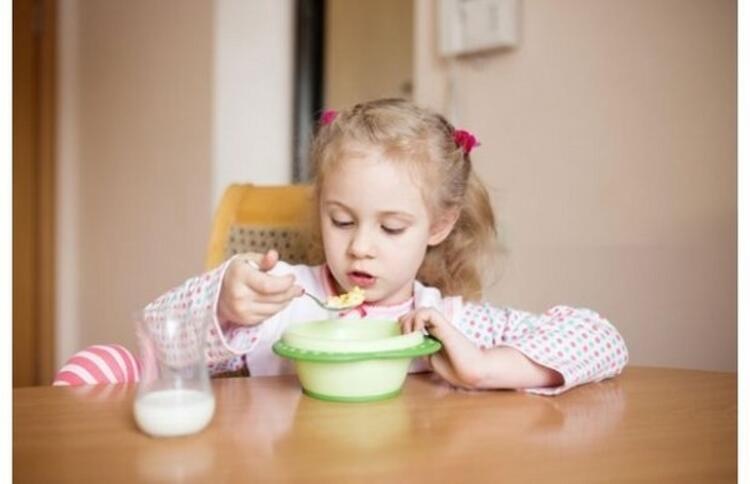 İştahsız diye tatlı gıdalar sunmayın